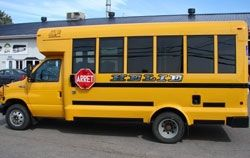 Autobus - Autocar : School Mini-bus