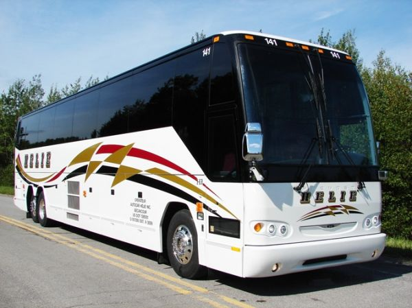 Charter Bus Company Autobus H 233 Lie Travel With Safe Motor